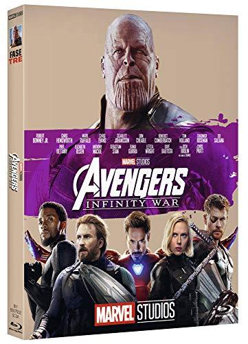 Avengers: Infinity War (10 Anniversario) [Italia] [Blu-ray]