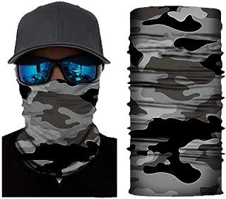 Yamoo Camouflage Bandana Neck Gaiter Scarf Balaclava Headscarf