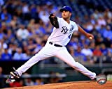 The Poster Corp Danny Duffy 2014 Action Photo Print (50,80