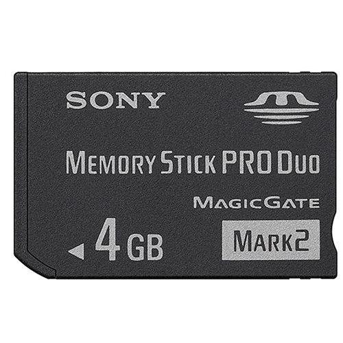 Memory Stick Pro Duo Mark 2 da 4 GB
