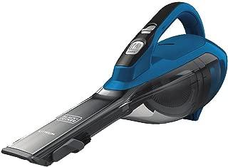 BLACK+DECKER dustbuster Handheld Vacuum, Cordless, Ocean Blue (HLVA315J22)