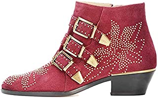 Best gucci studded suede boots Reviews