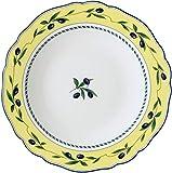 Hutschenreuther Maria Theresia Plato Sopero con Borde Alto, Medley Valdemossa, Porcelana, 21 cm, 10121