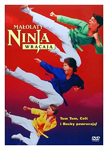 3 Ninjas Kick Back [DVD] [Region 2] (Audio español. Subttulos en español)
