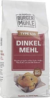 Burgermühle Bio Dinkelmehl Type 630 B 6 x 1 kg