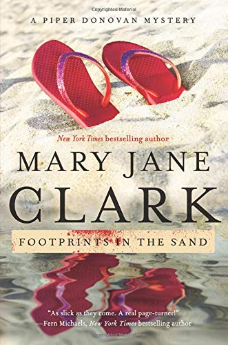 Footprints in the Sand: A Piper Donovan Mystery (Piper Donovan/Wedding Cake Mysteries)
