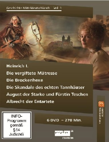 Vol. 3 (6 DVDs)