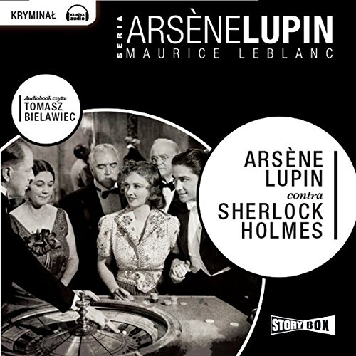 Arsene Lupin contra Sherlock Holmes Titelbild