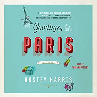 Goodbye, Paris audiobook cover art