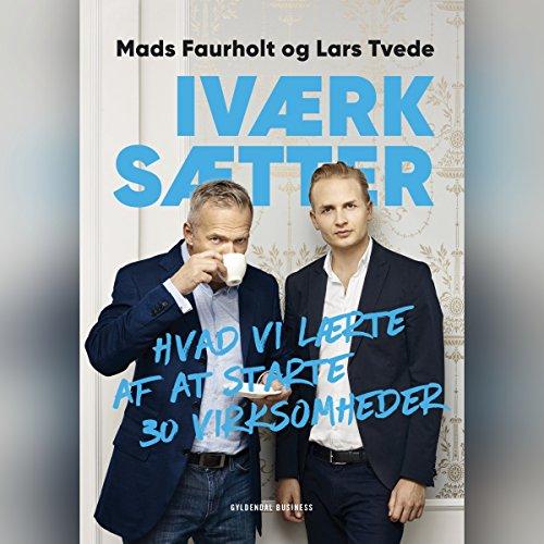 Iværksætter audiobook cover art