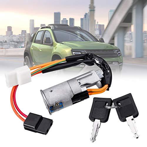 Llave de cilindro de encendido compatible con R-enault M-aster 7701038365 7700765533 256419
