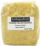 JustIngredients Semi di Senape Schiacciati - 5 Confezioni da 250 g