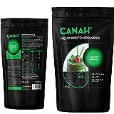 Natürliches Hanfproteinpulver durch Canah 500 g - mit hohem Gehalt an Omega-3 Protein