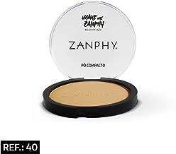 Po Compacto Estojo Linear 40Pl, Zanphy