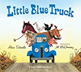 Little Blue Truck- Book Cover