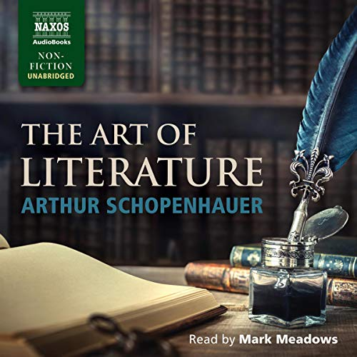 The Art of Literature cover art