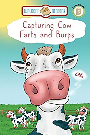 Capturing Cow Farts and Burps