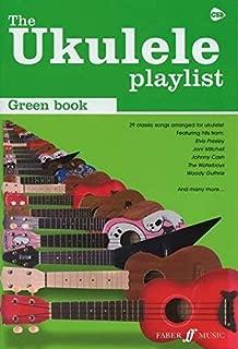 The Green Book: Ukulele Chord Songbook (Ukulele Playlist) (2012-04-01)