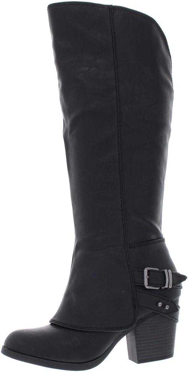 American Rag Womens Emilee Wide Calf Round Toe Knee-High Boots