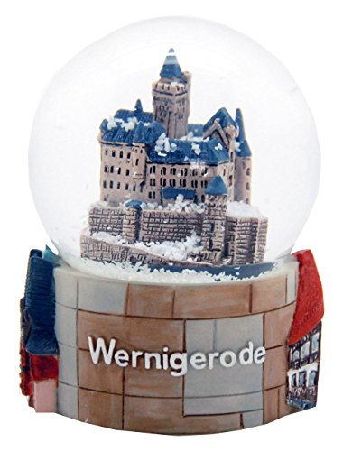 30025bola de nieve Souvenir Wernigerode