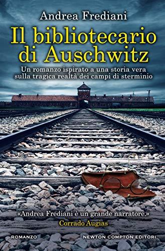 Il bibliotecario di Auschwitz di [Andrea Frediani]