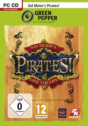 Sid Meier's Pirates! [Green Pepper]