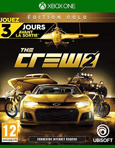 The Crew 2 - Edition Gold [Edizione: Francia]