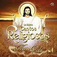 Mejores Cantos Religiosos 4 by Grupo Nueva Vida (2009-06-17)
