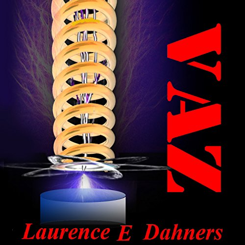 Vaz audiobook cover art