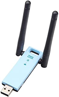 KuWFi Repeater USB WiFi Long Range Extender Router Powered by USB Port Dual Band Works with Any WI-FI Router