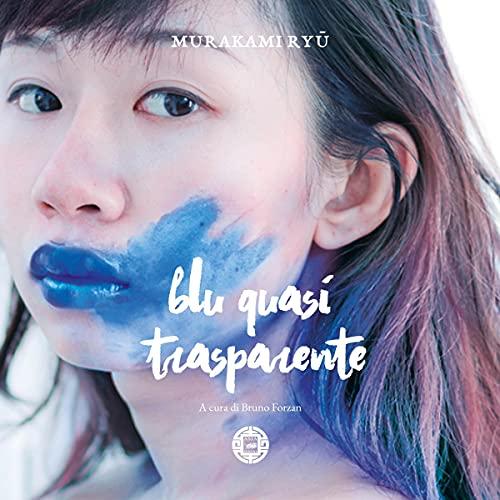 Blu quasi trasparente