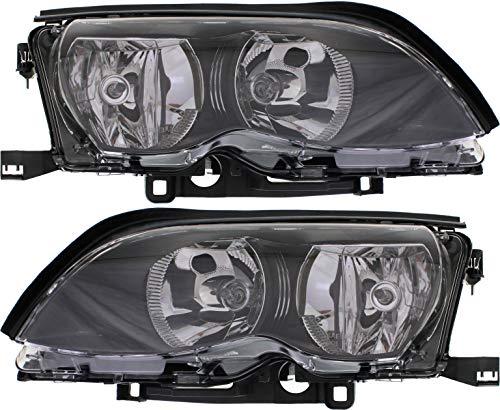 03 bmw 325i headlight assembly - 2