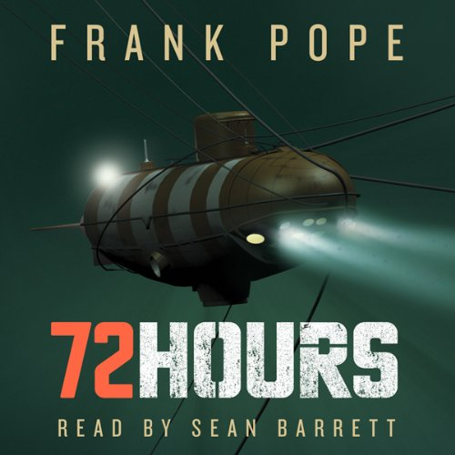 72 Hours audiobook cover art