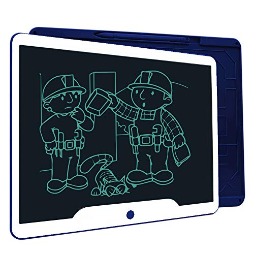 LCD Writing Tablet, Richgv 15 Inches Writing Doodle Board...