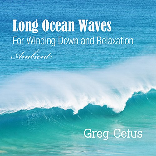 Long Ocean Waves audiobook cover art