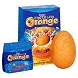 Terry's Chocolate Orange Large Chocolate Easter Egg, 266g