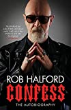 Confess - 'Rob Halford led Judas Priest, and heavy metal itself, out of the Midlands and into the bigtime' The Guardian