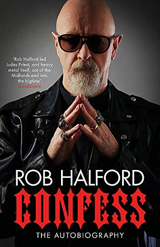 Confess: 'The year's most touching and revelatory rock autobiography' Telegraph's Best Music Books of 2020