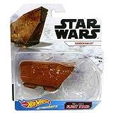 Hot Wheels Star Wars Sandcrawler Starship