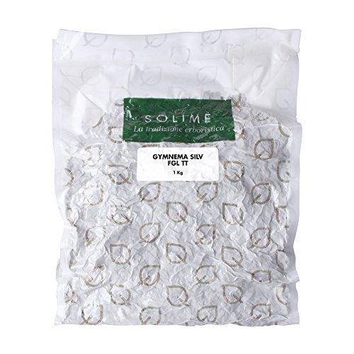 Gymnema Sylvestre feuilles coupe Tisane d' – 1 kg – Produit fabriqué en Italie