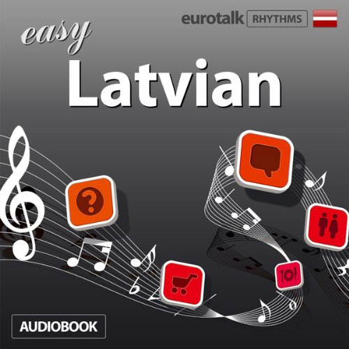 Rhythms Easy Latvian cover art