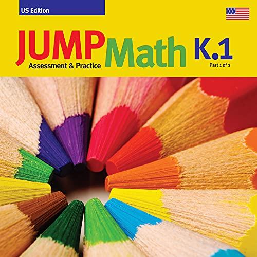 Jump Math Cc Ap Book K 1 Common Core Edition