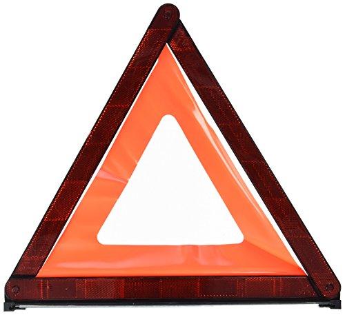 Leina 13016 Triangle de signalisation de pannes Euro - Araignée, carquois intérieur en Plastique, XS