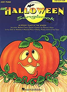 The Halloween Songbook (Easy Piano)