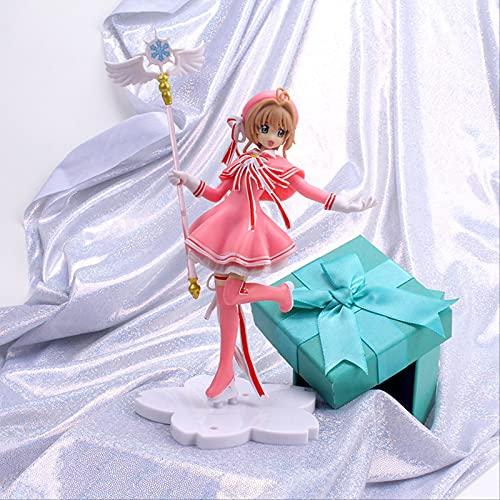 QWYU Card Captor Sakura Action Figure Sakura Model Toys Gift