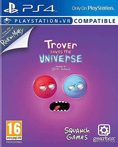 Trover Saves the Universe [Importación francesa]