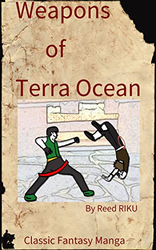 Weapons of Terra Ocean Vol 19: It's you again! The bounty hunter! (Weapons of Terra Ocean Manga Comic Edition Book 2) (English Edition)
