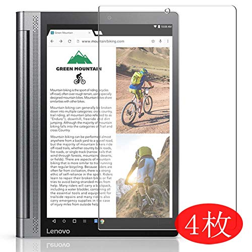 Vaxson - Protector de pantalla compatible con Lenovo YOGA Tab 3 Plus ZA1N0037JP/ZA1S0001JP 10,1', Ultra HD [no vidrio templado]