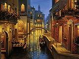Ravensburger - Aguas de Venecia, Puzzle de 1500 Piezas (16308 3)