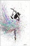 Poster 20 x 30 cm: Opal-Tanz von Ashvin Harrison -
